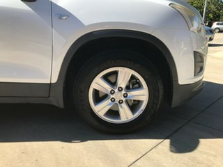 2013 Holden Trax TJ MY14 LS White 6 Speed Automatic Wagon