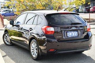2013 Subaru Impreza G4 MY13 2.0i-L Lineartronic AWD Deep Cherry 6 Speed Constant Variable Hatchback.
