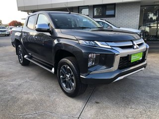 2019 Mitsubishi Triton MR MY20 GLS Double Cab 6 Speed Sports Automatic Utility.