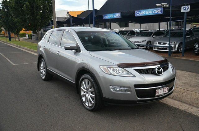Used Mazda CX-9 Luxury Toowoomba, 2009 Mazda CX-9 Luxury Grey 6 Speed Auto Activematic Wagon