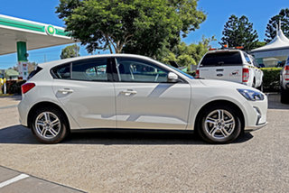 2019 Ford Focus SA 2020.25MY Trend Metropolis White 8 Speed Automatic Hatchback
