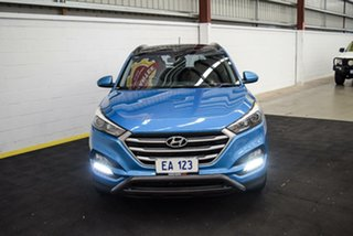 2017 Hyundai Tucson TL Active X (FWD) Blue 6 Speed Automatic Wagon.