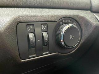 2010 Holden Cruze JG CDX Silver 6 Speed Automatic Sedan
