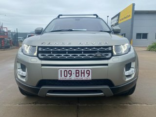 2013 Land Rover Range Rover Evoque L538 MY13 SD4 CommandShift Pure Gold/140613 6 Speed