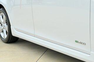 2011 Holden Cruze JH Series II MY12 SRi White 6 Speed Manual Sedan.