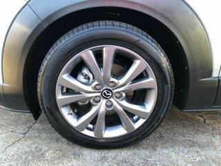 2019 Mazda CX-30 DM2WLA G25 SKYACTIV-Drive Touring Silver 6 Speed Sports Automatic Wagon