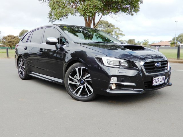 Used Subaru Levorg V1 MY17 2.0 GT-S CVT AWD Glenelg, 2016 Subaru Levorg V1 MY17 2.0 GT-S CVT AWD Dark Grey 8 Speed Constant Variable Wagon