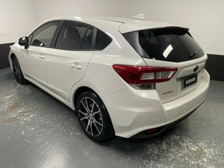 2019 Subaru Impreza G5 MY19 2.0i-L CVT AWD White 7 Speed Constant Variable Hatchback