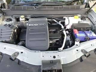 2013 Holden Captiva CG 7 SX Silver Sports Automatic Wagon