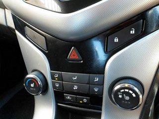 2010 Holden Cruze JG CDX Black 5 Speed Manual Sedan