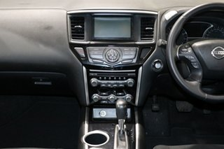 2014 Nissan Pathfinder R52 ST (4x4) Black Continuous Variable Wagon