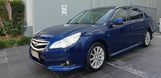 2011 Subaru Liberty MY11 2.5I Blue Continuous Variable Sedan.