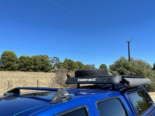 2010 Holden Colorado RC MY11 LX-R Crew Cab Blue 5 Speed Manual Utility.