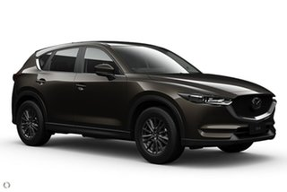 2021 Mazda CX-5 KF2W7A Maxx SKYACTIV-Drive FWD Bronze 6 Speed Sports Automatic Wagon.