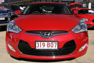 2012 Hyundai Veloster FS2 + Coupe Veloster Red 6 Speed Manual Hatchback