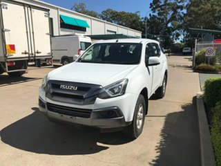 2017 Isuzu MU-X MY17 LS-M Rev-Tronic White 6 speed Automatic Wagon.