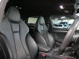 2019 Audi S3 8V MY19 S Tronic Quattro Silver 7 Speed Sports Automatic Dual Clutch Sedan