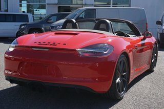 2014 Porsche Boxster 981 MY15 GTS PDK Red 7 Speed Sports Automatic Dual Clutch Convertible