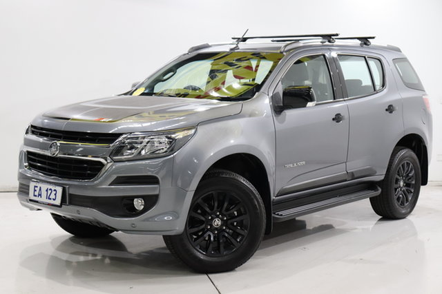 Used Holden Trailblazer RG MY18 Z71 Brooklyn, 2017 Holden Trailblazer RG MY18 Z71 Grey 6 Speed Sports Automatic Wagon