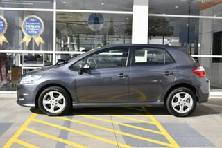 2012 Toyota Corolla ZRE152R MY11 Levin SX Grey 4 Speed Automatic Hatchback