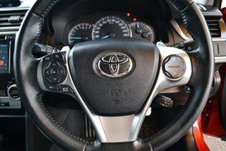 2012 Toyota Camry ASV50R Atara SX Burgundy 6 Speed Sports Automatic Sedan