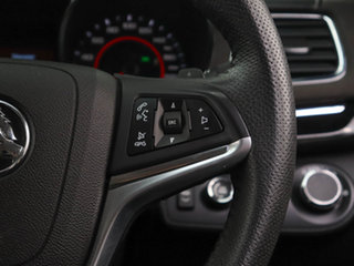 2017 Holden Commodore VF II SS-V Redline Green 6 Speed Automatic Sportswagon