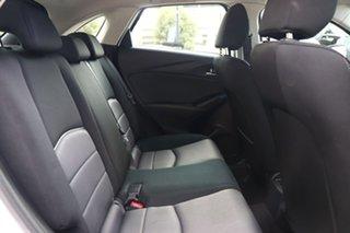 2017 Mazda CX-3 DK2W7A Maxx SKYACTIV-Drive Snowflake White Pearl 6 Speed Sports Automatic Wagon