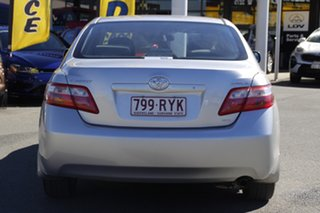 2007 Toyota Camry ACV40R Ateva Silver Pearl 5 Speed Automatic Sedan