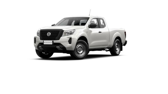New Nissan Navara D23 MY21 SL King Cab Moorooka, 2021 Nissan Navara D23 MY21 SL King Cab Solid White 7 Speed Sports Automatic Utility