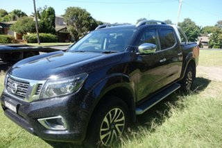 2019 Nissan Navara D23 S3 ST-X Black 7 Speed Sports Automatic Utility.