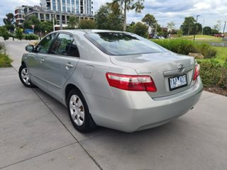 2008 Toyota Camry ACV40R Altise Silver 5 Speed Automatic Sedan.