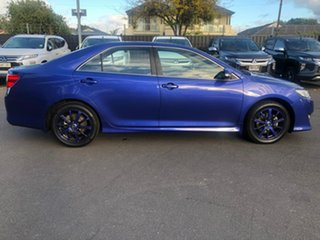 2012 Toyota Camry ASV50R Atara S Blue 6 Speed Sports Automatic Sedan