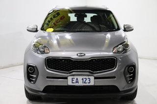 2017 Kia Sportage QL MY18 Si 2WD Silver 6 Speed Sports Automatic Wagon.