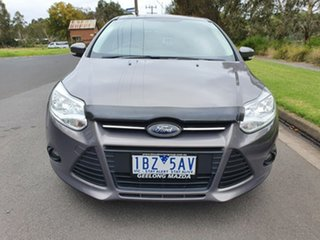 2011 Ford Focus LW Trend Brown 6 Speed Sports Automatic Dual Clutch Hatchback