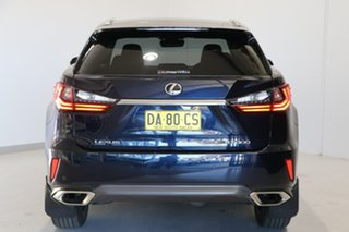 2018 Lexus RX AGL20R RX300 Luxury Blue 6 Speed Sports Automatic Wagon