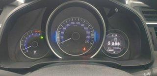 2016 Honda Jazz GF MY16 VTi-L Blue 1 Speed Constant Variable Hatchback