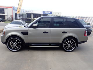 2011 Land Rover Range Rover MY11 Sport 3.0 TDV6 Rio Gold - Satin 6 Speed Automatic Wagon
