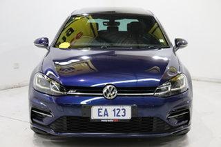 2017 Volkswagen Golf 7.5 MY17 110TDI DSG Highline Blue 7 Speed Sports Automatic Dual Clutch.