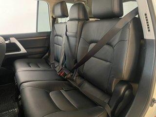 2021 Toyota Landcruiser VDJ200R LC200 VX (4x4) White 6 Speed Automatic Wagon