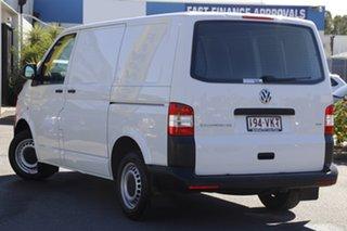 2014 Volkswagen Transporter T5 MY14 TDI250 SWB White 5 Speed Manual Van.