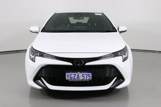 2020 Toyota Corolla Mzea12R Ascent Sport White Continuous Variable Hatchback.