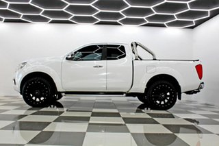 2016 Nissan Navara NP300 D23 ST (4x4) White 7 Speed Automatic King Cab Utility