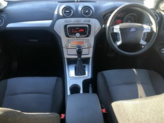 2008 Ford Mondeo MA TDCi Silver 6 Speed Sports Automatic Hatchback