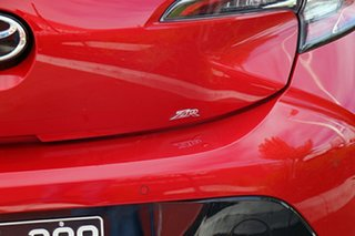 2020 Toyota Corolla Mzea12R ZR Feverish Red 10 Speed Constant Variable Hatchback.