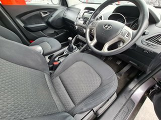 2012 Hyundai ix35 LM2 Active Grey 5 Speed Manual Wagon