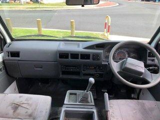 2012 Mitsubishi Express SJ MY12 SWB White 5 Speed Manual Van