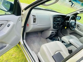 2001 Mazda Tribute Luxury Gold 4 Speed Automatic 4x4 Wagon