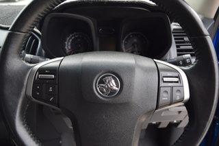 2014 Holden Colorado RG MY14 LTZ Crew Cab Blue 6 Speed Manual Utility.