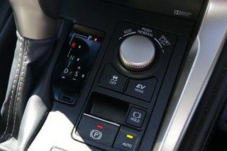 2015 Lexus NX300H AYZ15R F-Sport Hybrid (AWD) White 6 Speed CVT Auto Sequential Wagon