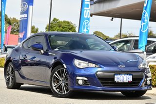 2016 Subaru BRZ Z1 MY16 Blue 6 Speed Sports Automatic Coupe.